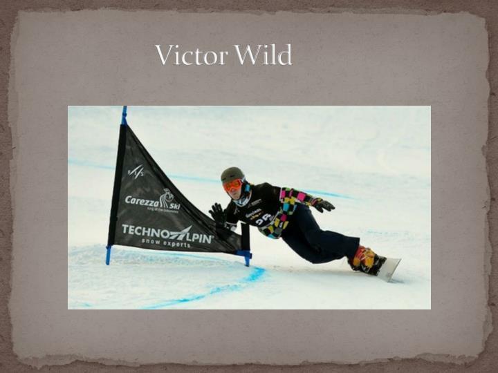 Victor Wild