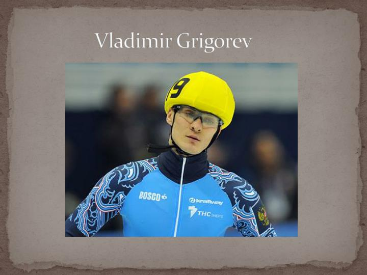 Vladimir Grigorev