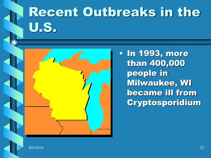 Recent Outbreaks in the U.S.