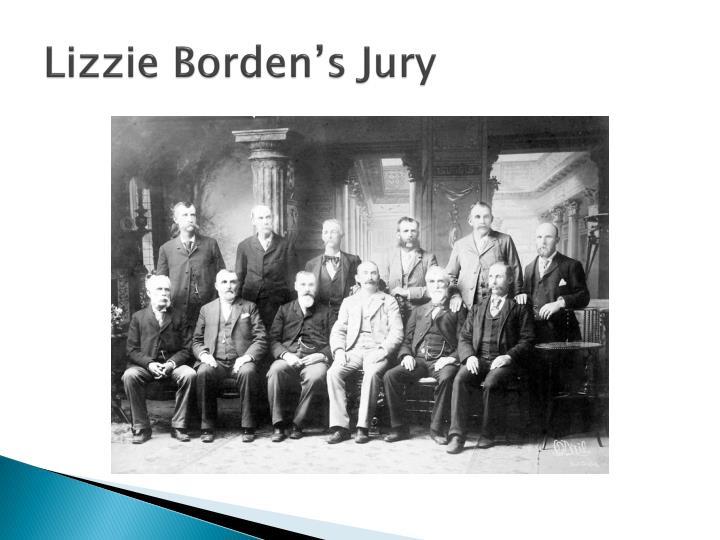 Lizzie Borden's Jury