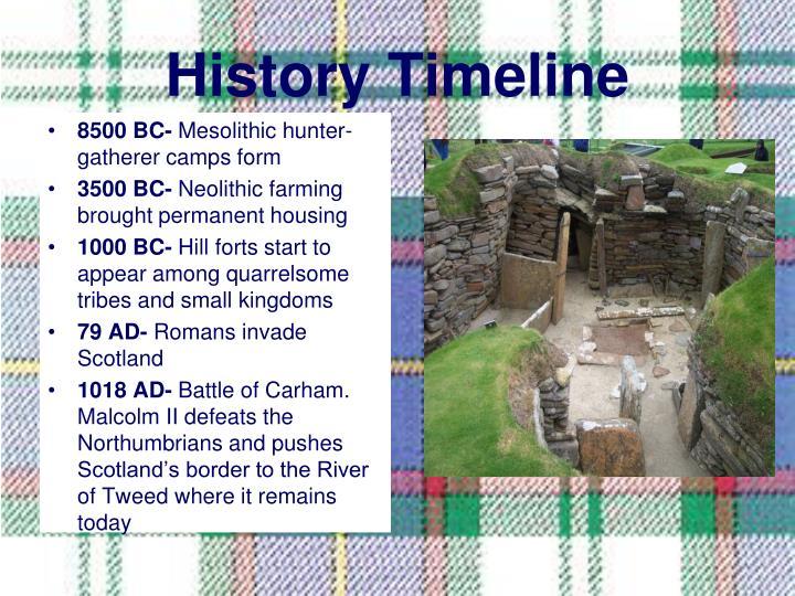 8500 BC-