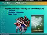 two seasons wet dry1