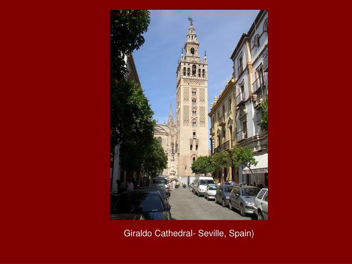 Giraldo Cathedral- Seville, Spain)