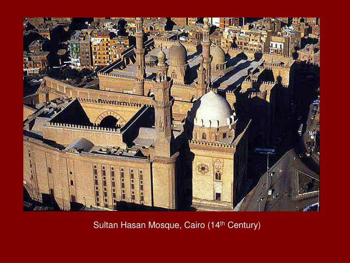Sultan Hasan Mosque, Cairo (14