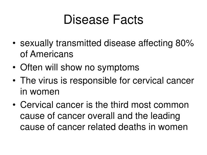 Disease Facts