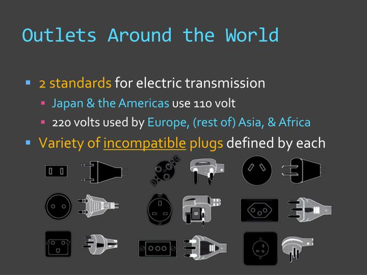 Outlets Around the World
