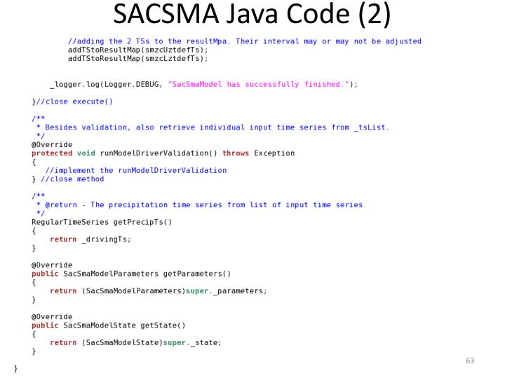 SACSMA Java Code (2)