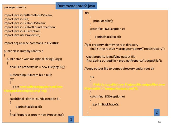 DummyAdapter2.java