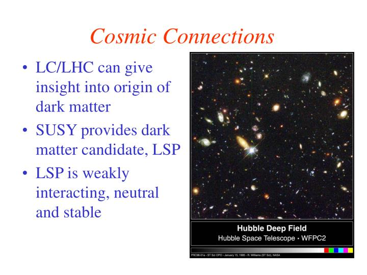 LC/LHC can give insight into origin of dark matter