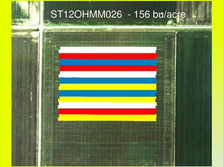 ST12OHMM026  - 156