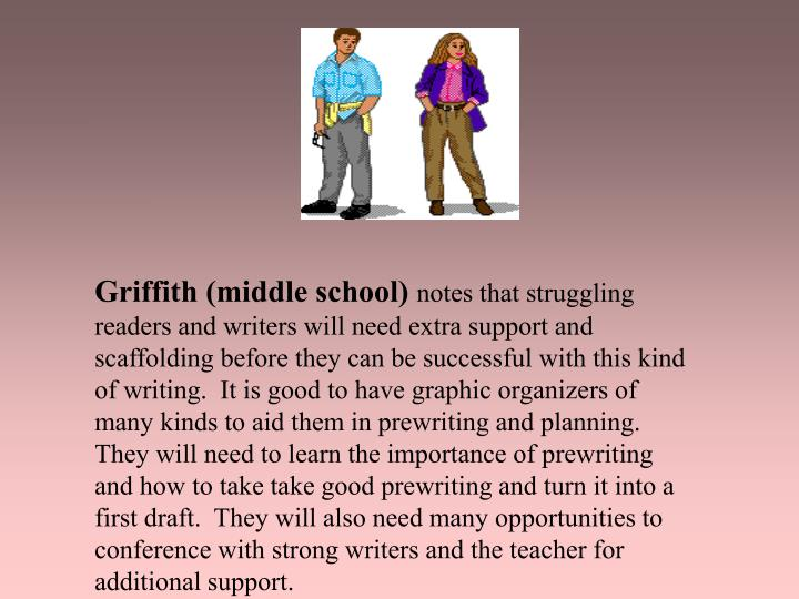 Griffith (middle school)
