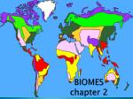 biomes chapter 2