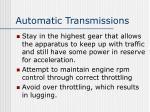 automatic transmissions2