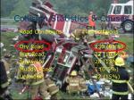 collision statistics causes2