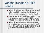 weight transfer skid control6