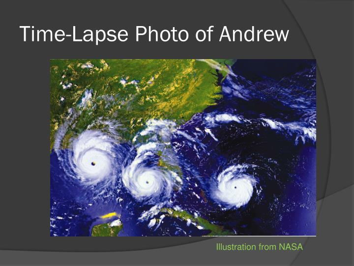 Time-Lapse Photo of Andrew