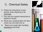 c chemical safety2