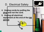 d electrical safety1
