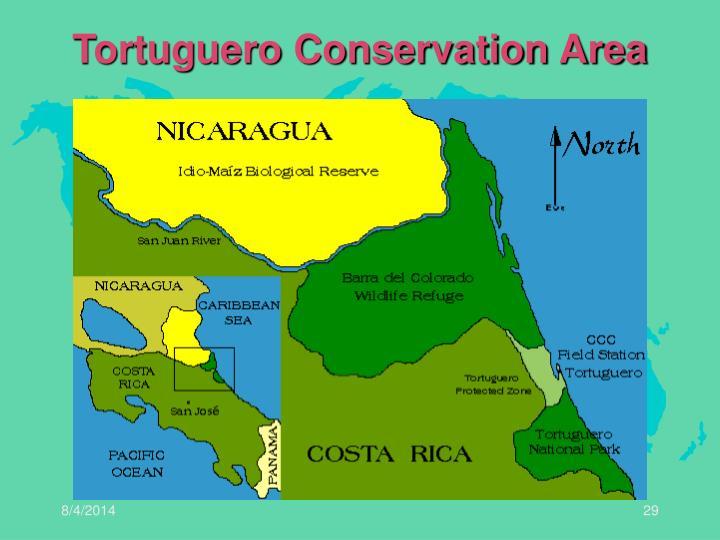 Tortuguero Conservation Area