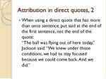 attribution in direct quotes 2