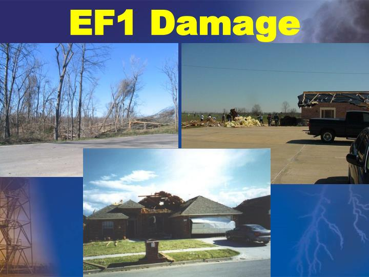 EF1 Damage