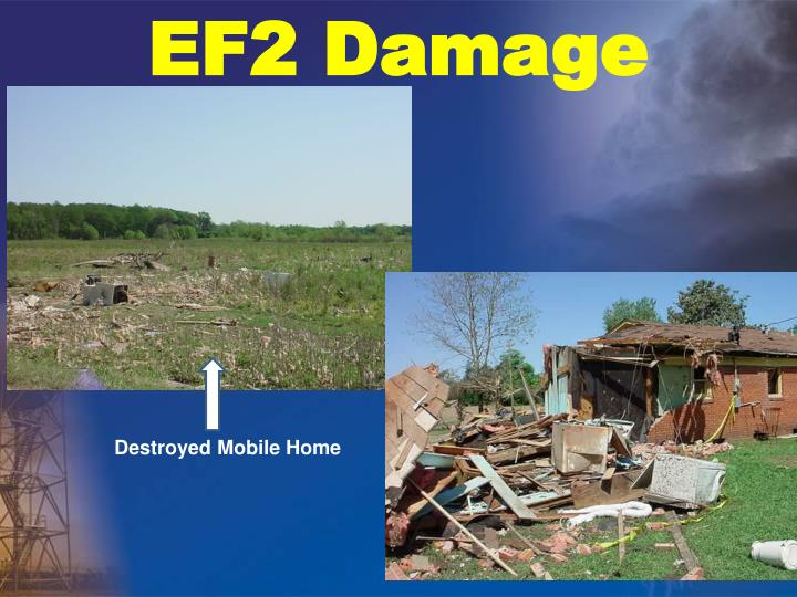 EF2 Damage