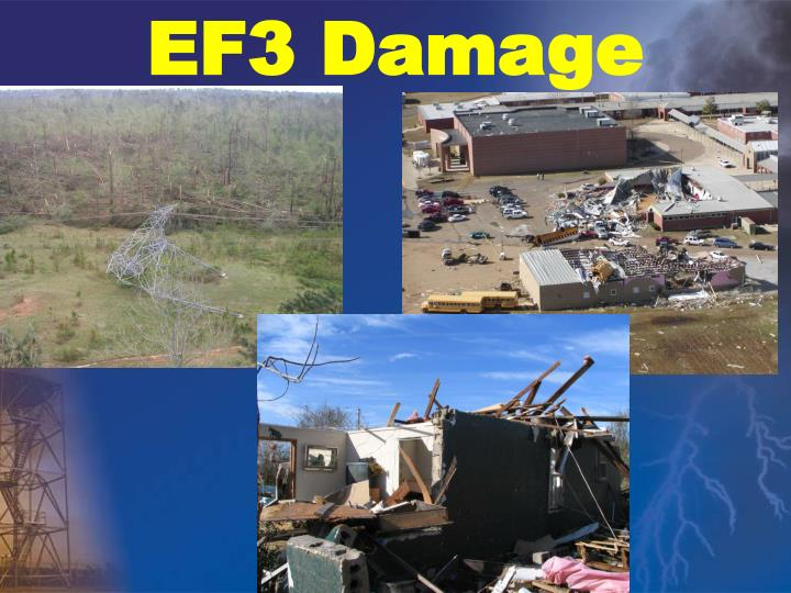 EF3 Damage