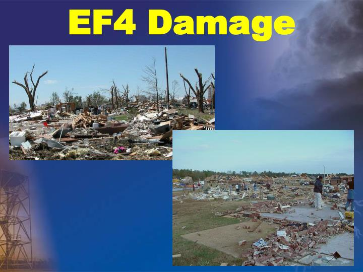 EF4 Damage