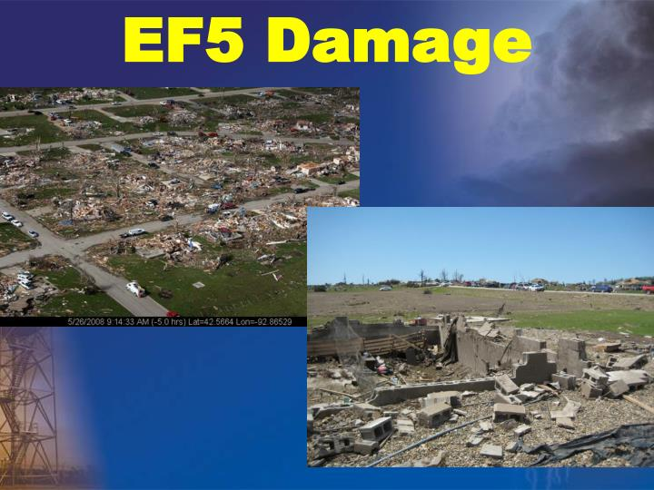 EF5 Damage