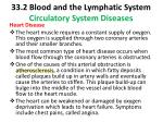 33 2 blood and the lymphatic system circulatory system diseases2