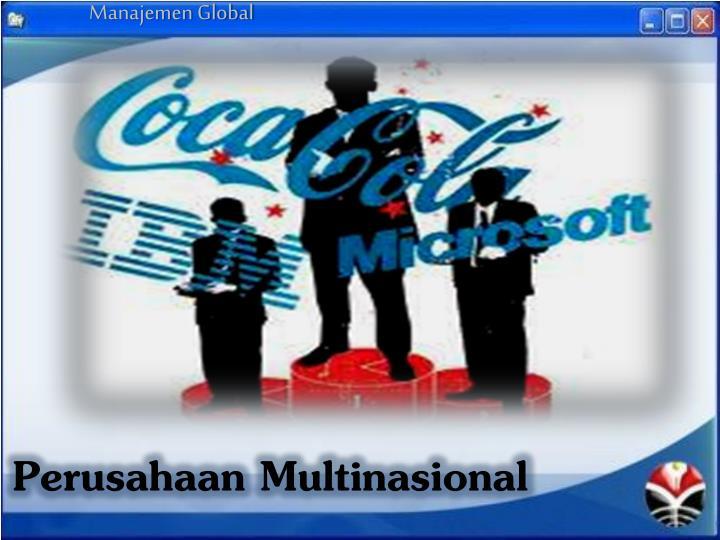 Manajemen Global
