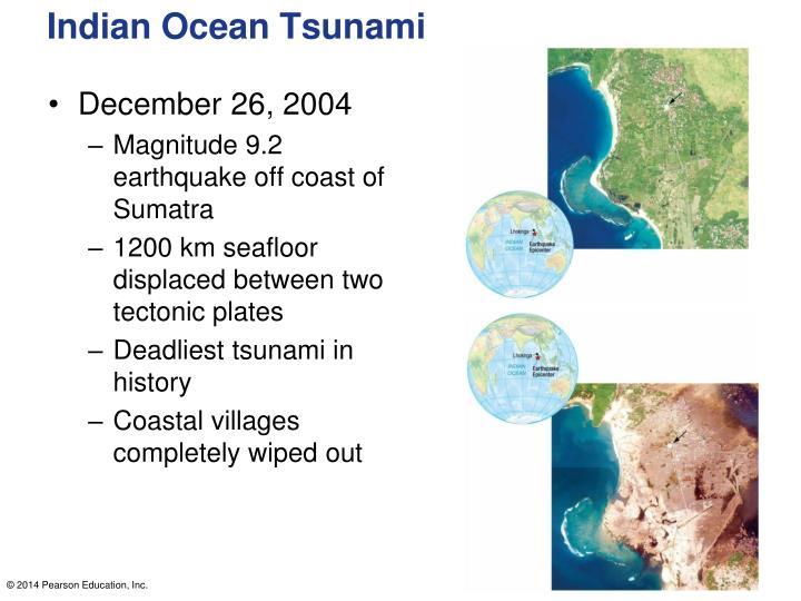 Indian Ocean Tsunami