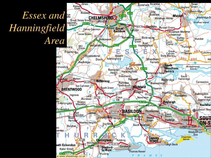 Essex and Hanningfield Area