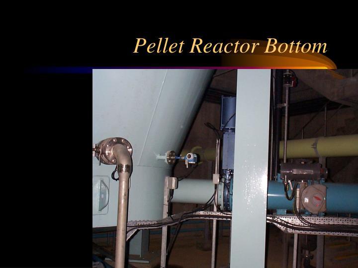 Pellet Reactor Bottom