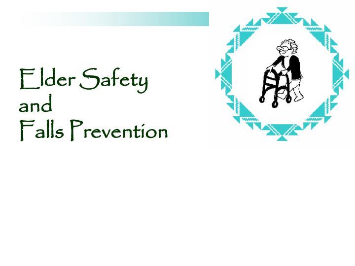 Elder Safety