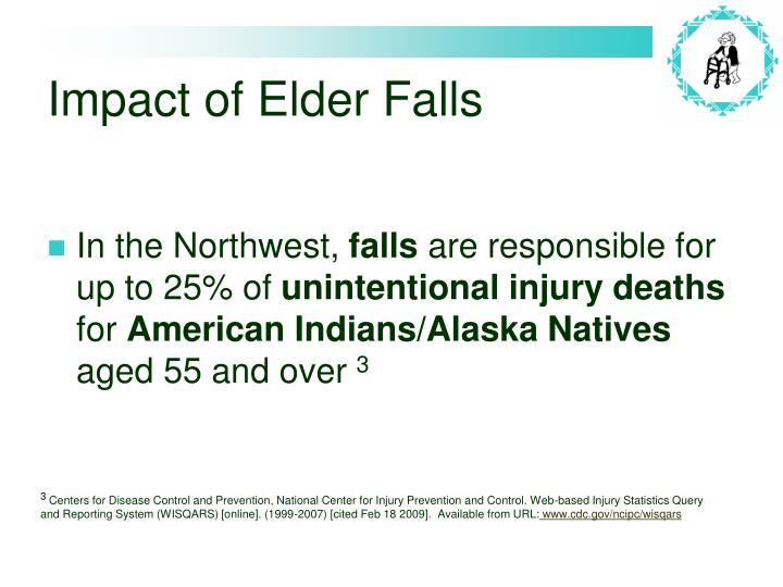 Impact of Elder Falls