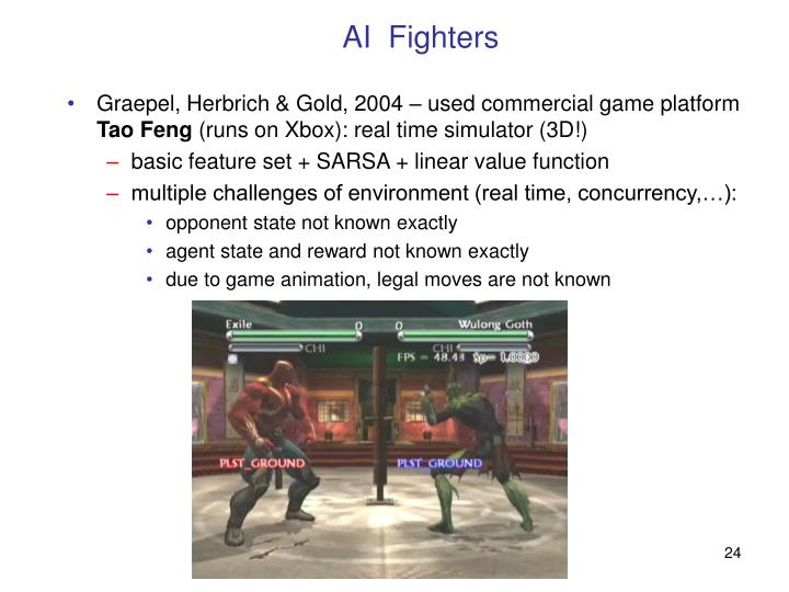 AI  Fighters