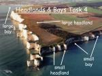 headlands bays task 4