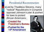 presidential reconstruction2