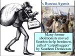 the role of freedman s bureau agents