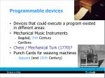 programmable devices1