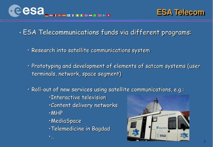 ESA Telecom
