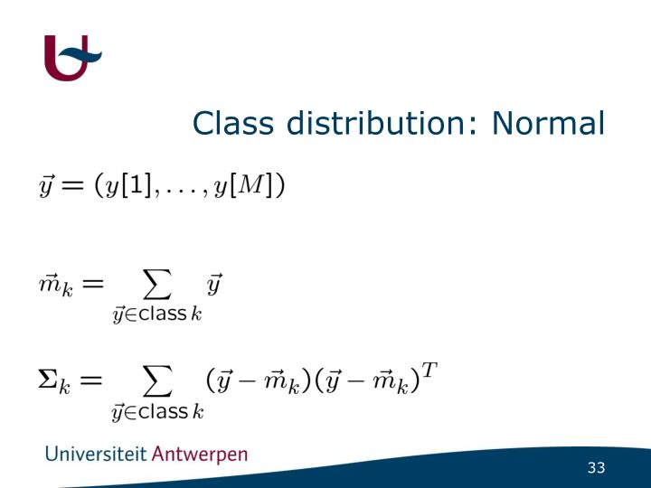 Class distribution: Normal