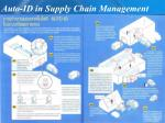 auto id in supply chain management