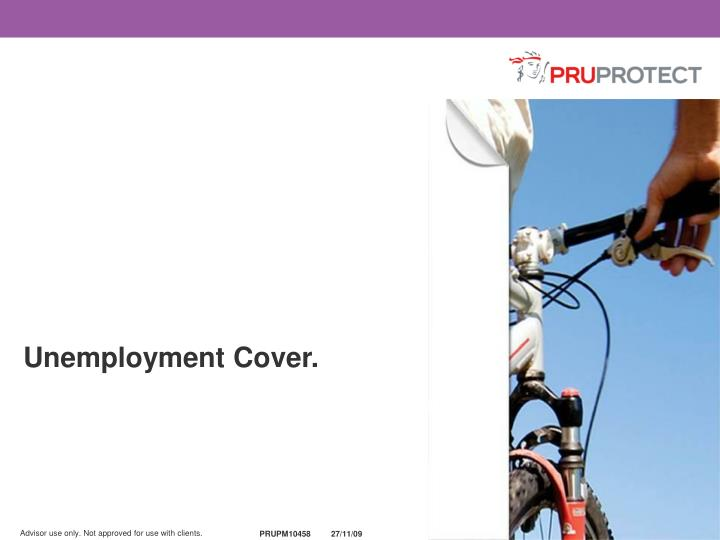 Unemployment Cover.