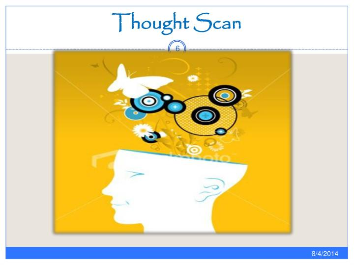Thought Scan