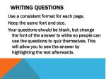 writing questions1