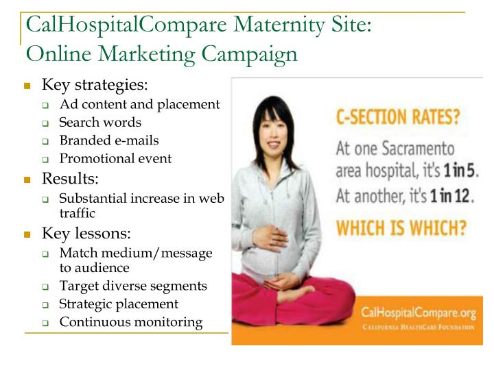 Key strategies: