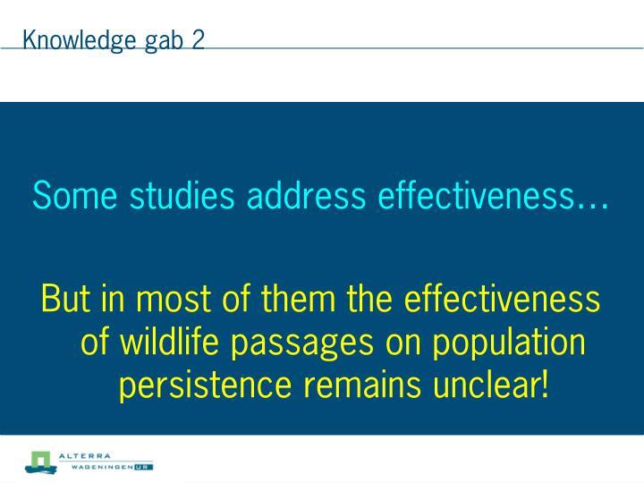 Knowledge gab 2