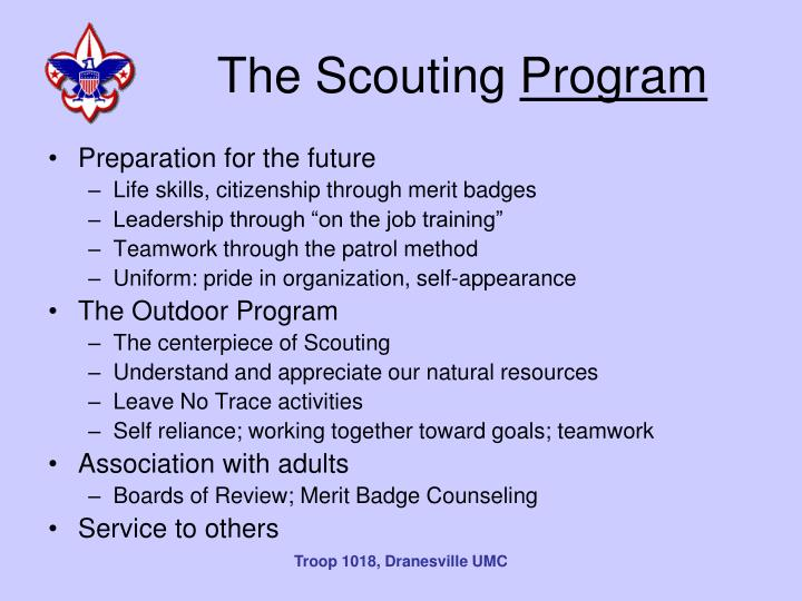 The Scouting
